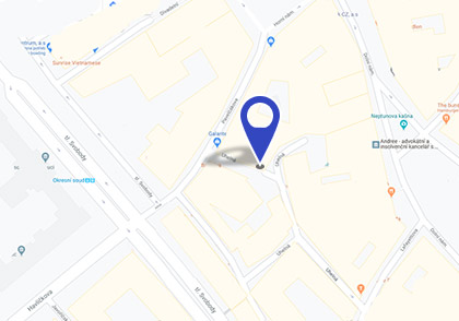 mapa k uhelné - klikni pro odkaz na mapu